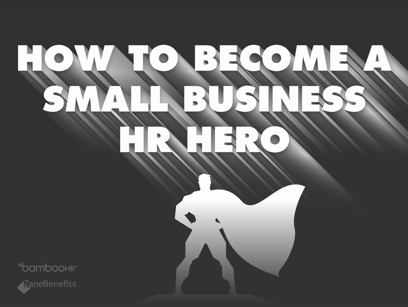 How to be a small business HR hero | On-Webinar