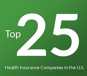 Top 25 Health Insurance Companies In The U S
