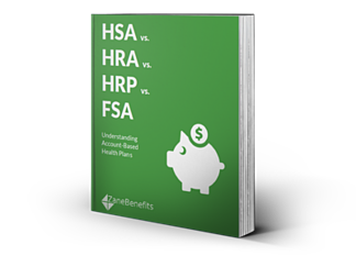 HSA vs HRA vs HRP vs FSA Comparison Chart