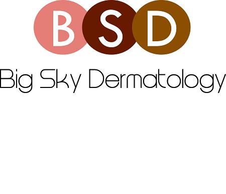 Big Sky Dermatology Logo