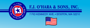 FJ Ohara Logo