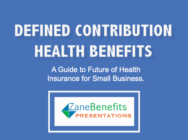 Free Guide to Defined Contribution Health Benefits for ...
