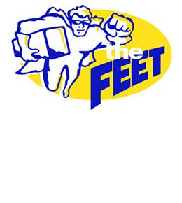 The Feet Logo