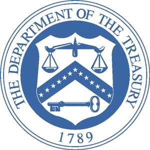 Treasury seal