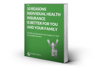 New eBook on The Advantages of Individual Health Insurance