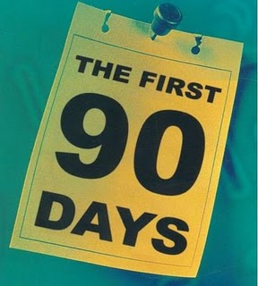 90 Day Waiting Period and Orientation Period