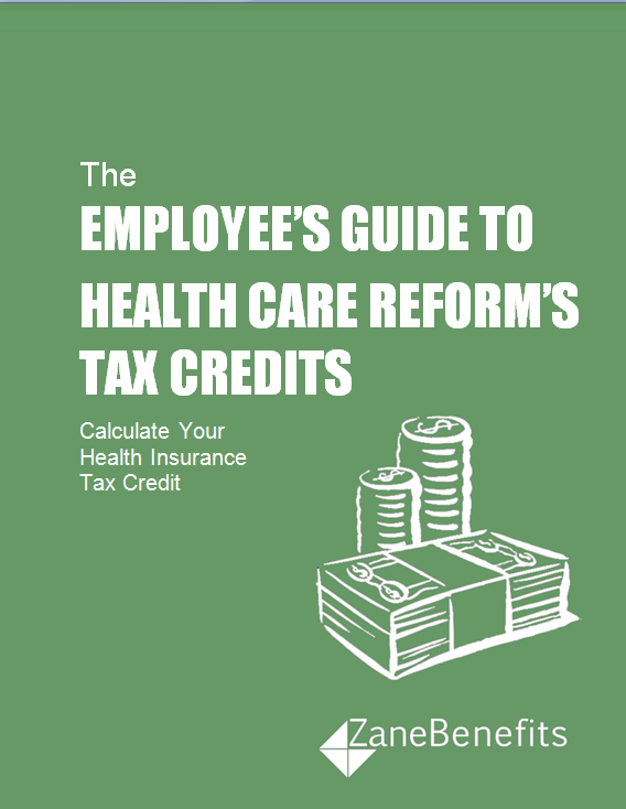The Guide to Health Reform's Tax Credits