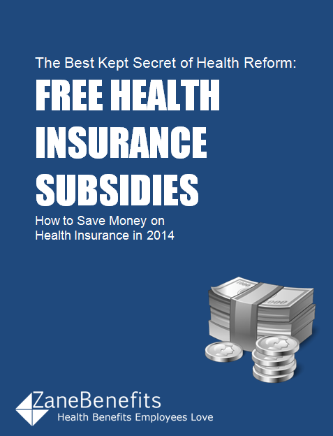 cover guide to health insurance subsidies