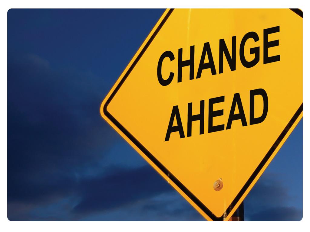 HRA Change Ahead
