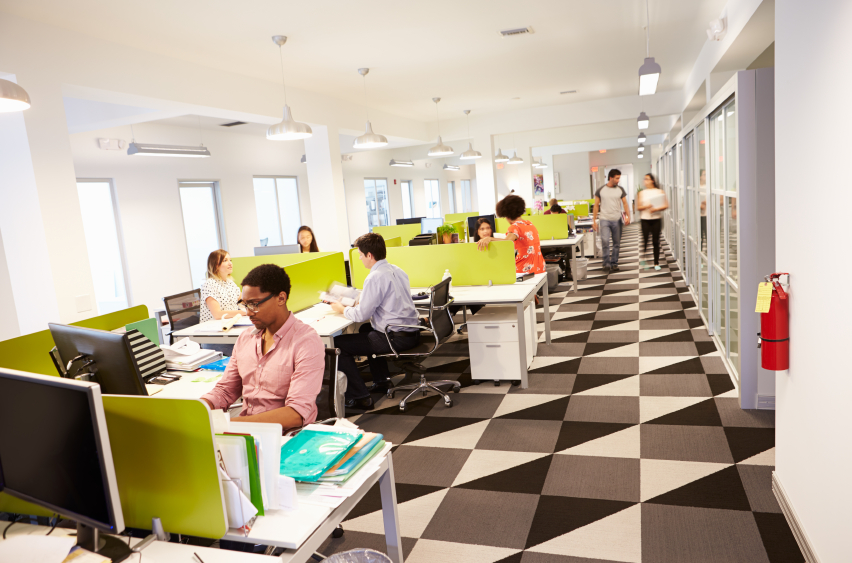 5 Awesome Design Practices to Increase Workplace Productivity