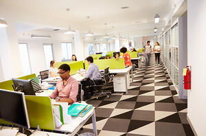 Workplace Design Affects Productivity