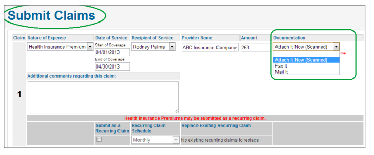 defined contribution provider