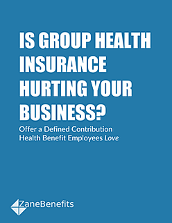 New eBook - Is Group Health Insurance Hurting Your Business?