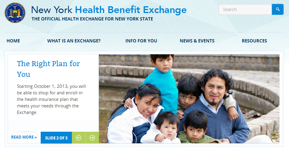 NY Health Benefit Exchange