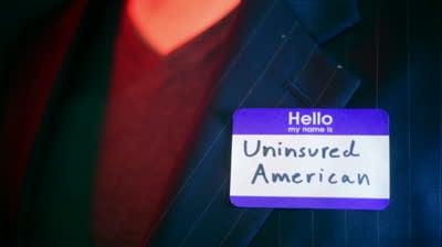 uninsured americnas