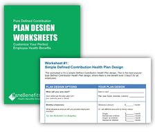 Defined Contribution Plan Design Worksheets Zane Benefits