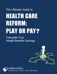 health care reform play or pay
