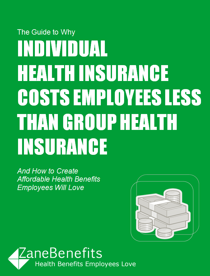New eBook Why Individual Health Insurance Costs Less