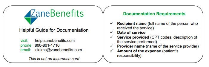DocumentationRequirements
