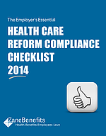 healthcare reform checklist 2014
