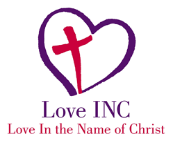 Love INC logo