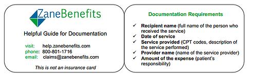 doc requirements