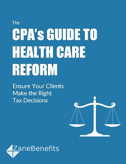 The CPAs Guide to Health Care Reform