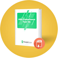 HRA compliance, health reimbursement arrangement, tool kit