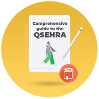 comprehensive guide to the QSEHRA_cta icon