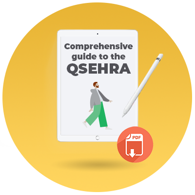 QSEHRA guide, qualified small employer hra