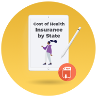 cost of health insurance by state_cta icon