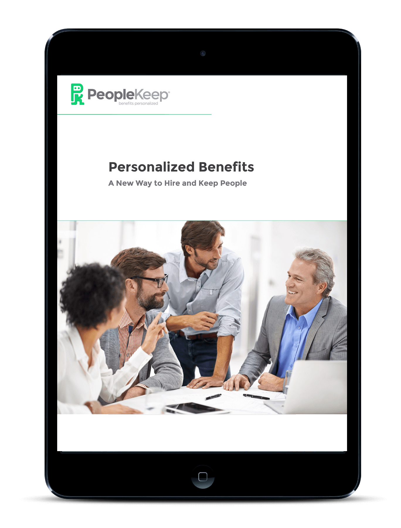 Personalized Benefits eBook