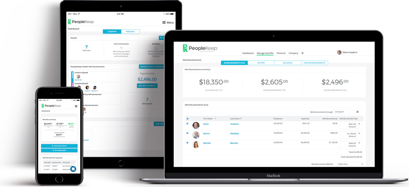 PeopleKeep is changing the game with automation