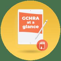 GCHRA at a glance_CTA icon