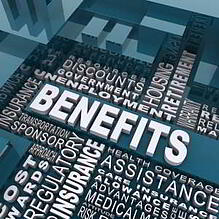 Types of Employee Benefits