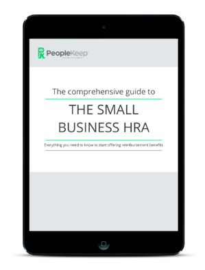 Zane Benefits Releases New eBook: The Comprehensive Guide to the Small Business HRA