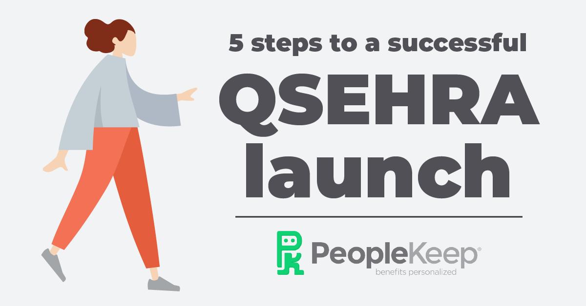 5 steps QSEHRA