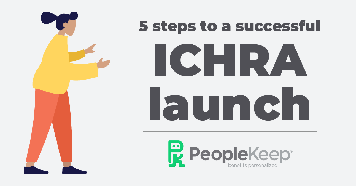 5 steps ichra launch FI