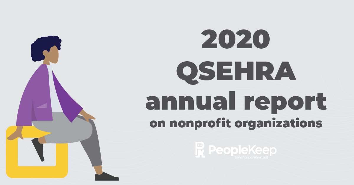 PeopleKeep Releases Nonprofit QSEHRA Report