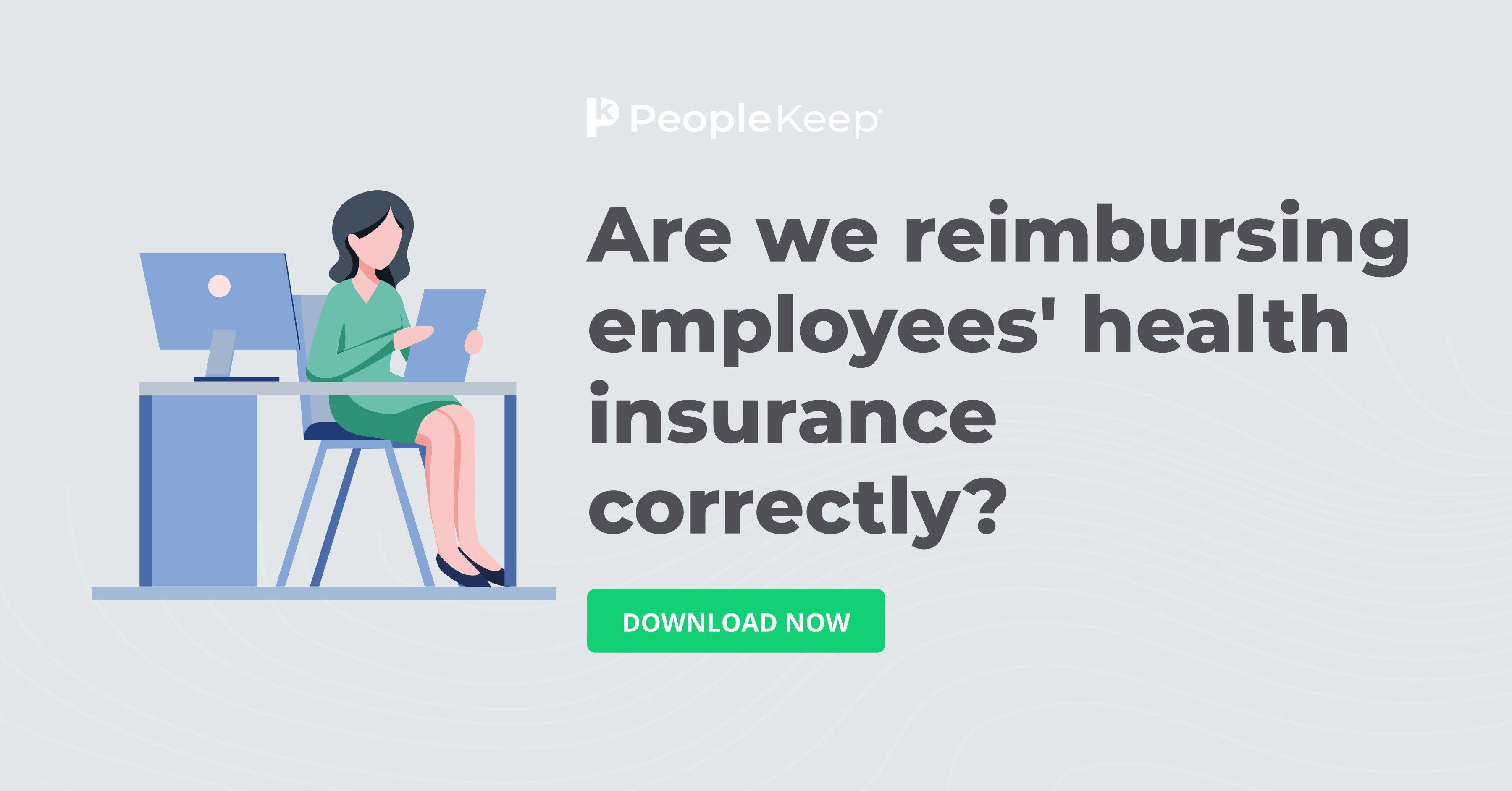 Are we reimbursing employees health insurance correctly_fb
