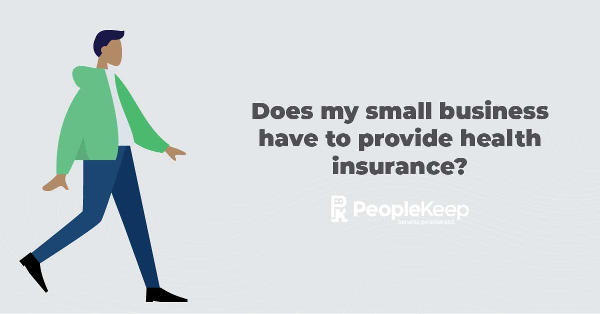 when do businesses have to offer health insurance