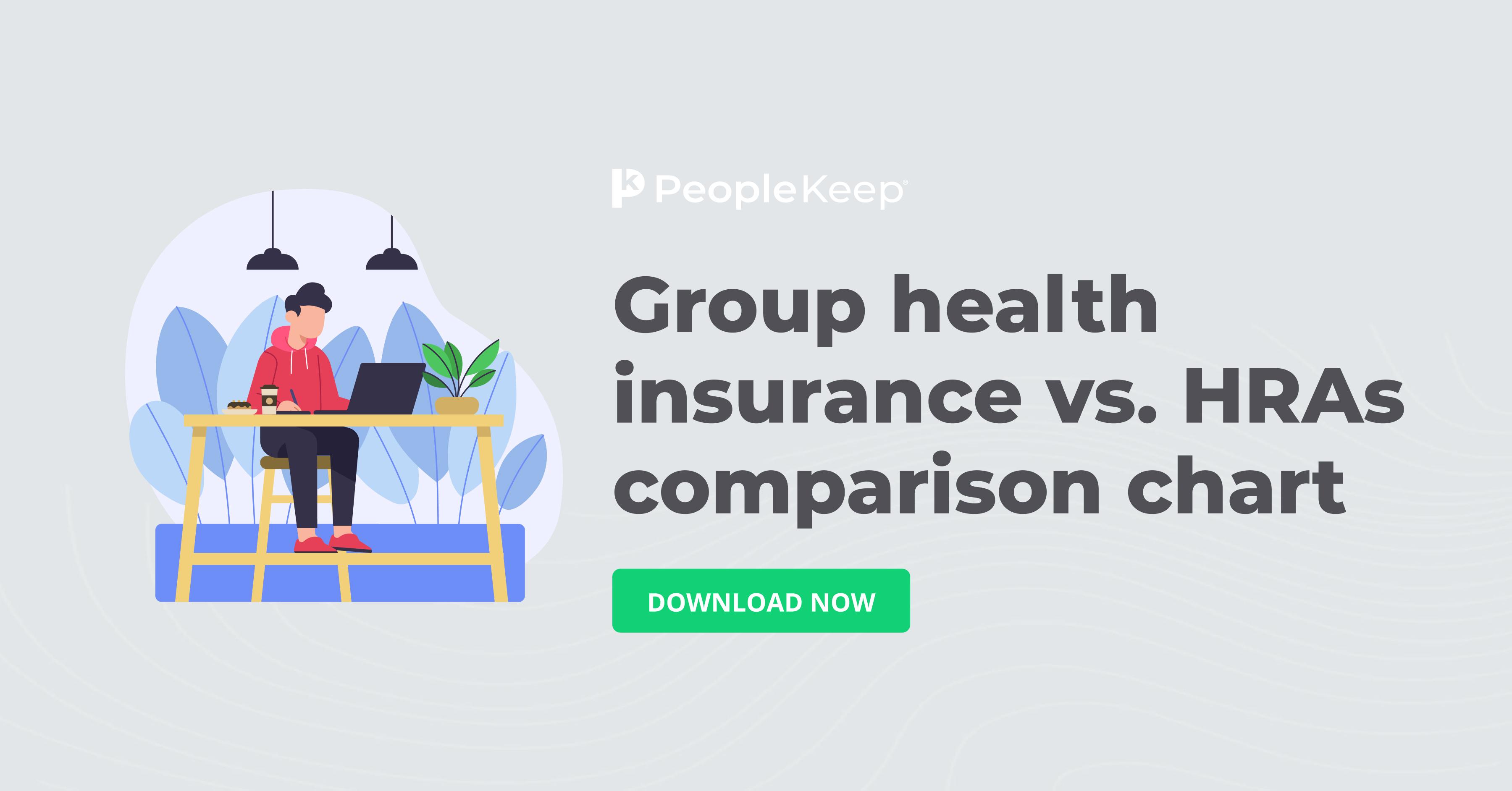 group health insurance vs. hras_fb