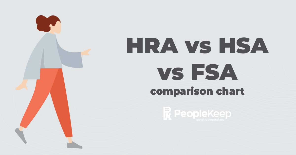 hra vs hsa vs fsa comparison chart_fb