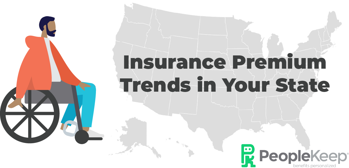 Insurance premium trends in your state